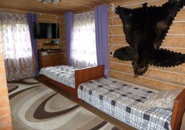 Дом охотника - спальня