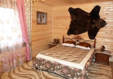 Дом семейный - спальня.
